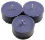 12pk Soy Tea Lights  -  Visions of Sugarplums