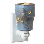 Bluebird Pluggable Wax Melter - CandleWarmers