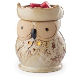 Owl Illumination Wax Melter - CandleWarmers