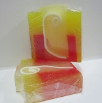 Apple Crisp Scented Glycerin Soap