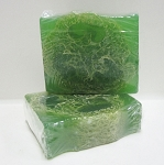 Bamboo Scented Glycerin Loofah Soap