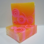 Grapefruit Scented Glycerin Soap