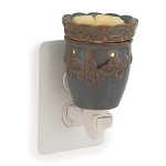 Imperial Plum Pluggable Wax Melter - CandleWarmers