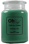 26oz. Jar Soy Candle - Frasier Fir