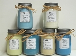 OhSoy Mason Jar Collection - Set of 6