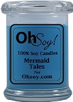 7oz. Jar Soy Candle - Mermaid Tales