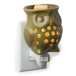 Owl Pluggable Wax Melter - CandleWarmers