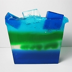 Sea Glass Scented Glycerin Soap - 6oz Bar