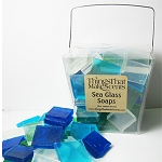 Scented Sea Glass Glycerin Hand Soap 16oz.