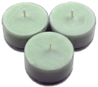 12pk Soy Tea Lights  -  Eucalyptus Spearmint