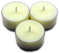12pk Soy Tea Lights  -  Caribbean Vacation