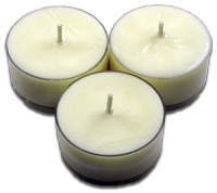 12pk Soy Tea Lights  -  Guardian Angel