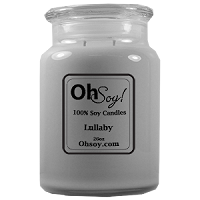 26oz. Jar Soy Candle - Lullaby