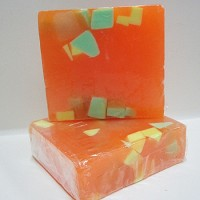Mango Punch  Scented Glycerin Soap
