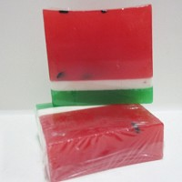 Watermelon Scented Glycerin Soap