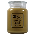 26oz. Jar Soy Candle - Coffee House