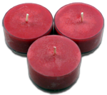 12pk Soy Tea Lights  -  Christmas in Manasquan